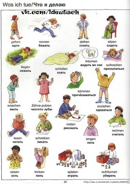 учим немецкий