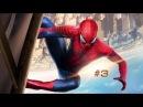 Прохождение The Amazing Spider-Man 2! Часть 3 [Бессмертный Громила.Встреча с Кравеном]