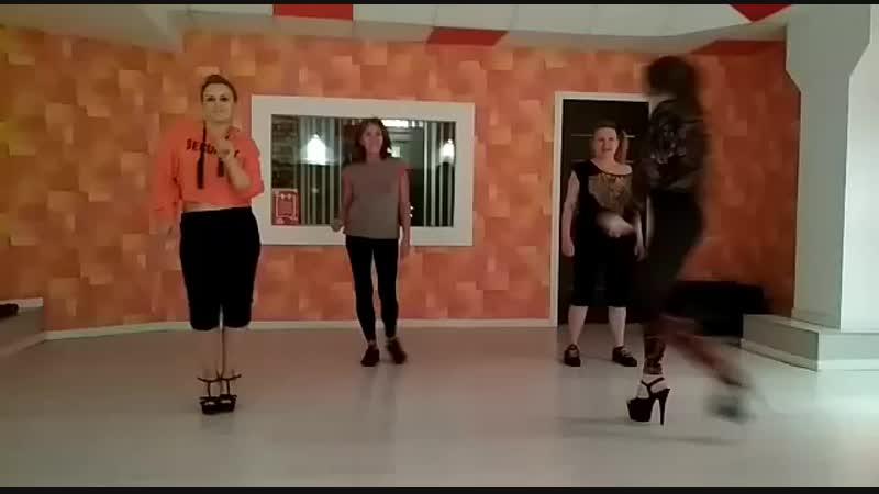 АлоэВера - Стыд choreo by Anastasia Shaova