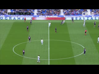 Ла Лига. 32 тур. «Реал Сосьедад» — «Эйбар»