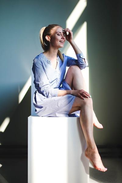 Анна Бурматова