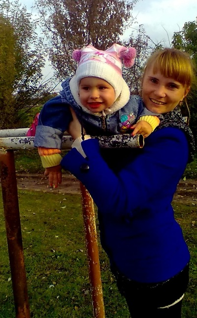 Юля Кликова, 24 октября 1989, Сумы, id204647476