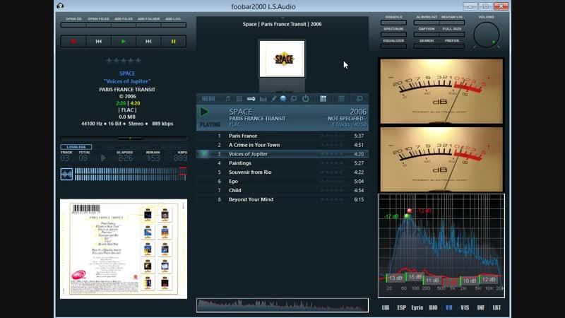 Foobar2000 v1.4.2 DarkOne сборка от L.S.Audio_016