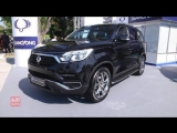 2018 SsangYong G4 Rexton Musso - Exterior And Interior Walkaround - 2018 Auto City Plovdiv