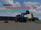 Farming Simulator 2013 Seklu krovimas 2015 mTz 82