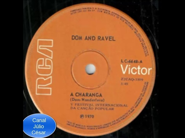 Dom Ravel - Compacto 78 rpm / 1970