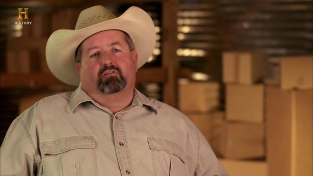 Хватай не глядя Техас 1 сезон 12 серия. Ищите Кеннеди / Storage Wars Texas