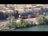 Daylight 4449 Steams to Bend, Oregon 24 June 2017