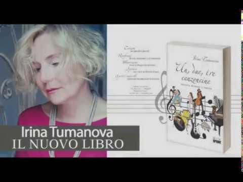 Un, due, tre, canzoncine Raccolta musicale e poetica Irina Tumanova