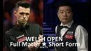 Ding Junhui vs Oliver Lines W O 2019 Short Form