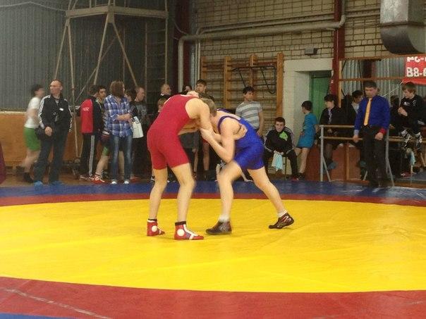 Сегодня в г. Мурманске прошел 24-ый Международный турнир по греко-римской борьбе  Весенняя Капель .