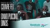 Oxmo Puccino x Dinos - J'ai mal au mic (Remix) - Live COUVRE FEU REEBOK OKLM TV