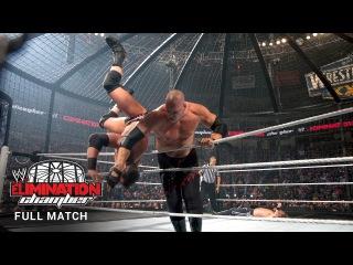 #My1 FULL MATCH  World Heavyweight Title Elimination Chamber Match: Elimination Chamber 2011