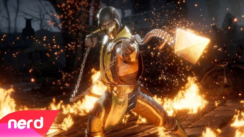 Mortal Kombat 11 Rap [Ft. None Like Joshua, GameboyJones DaddyPhatSnaps] | Fatality | NerdOut