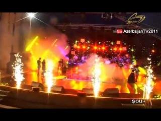 Nadir Qafarzade heyat yoldasina konsert verdi