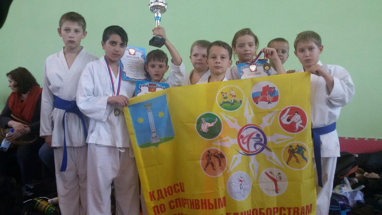 Коломна, Новости из мира боевых искусств