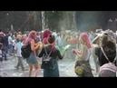 Фестиваль красок Холи впервые провели в Комсомольске на новом месте в парке Судостроителей