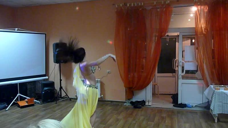 ТК Амира Осенняя хафла 20 10 2018 Ирина Гунба