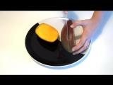 Как почистить и нарезать манго легко, быстро и красиво