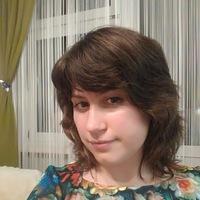 Анкета Виктория Костикова