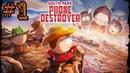 РАЗРУШИТЕЛЬ МОБИЛ В ЮЖНОМ ПАРКЕ South Park Phone Destroyer 1
