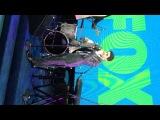 Darren Criss performing at the FOX  FanUpFront 2014