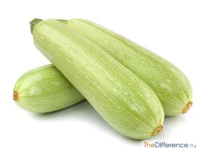 Разница между цуккини и кабачком Как было всё просто раньше: картошка вареная, картошка жареная, кабачок тушеный А сегодня на нашем столе появляются блюда из овощей с трудно запоминаемыми