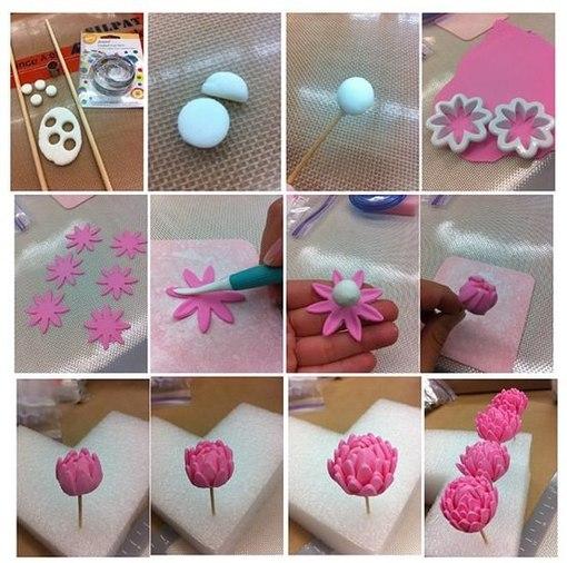 Японскую глину мастер класс изделий пошаговый #2