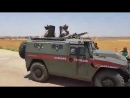 Syria Today, during several hours of negotiations FSA transferred control of the SAA tank, 2 BMP-1, and an anti-aircraft gun. Th