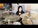 Ami Kim - Arch Enemy - Nemesis drum cover