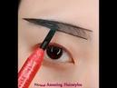 Hướng dẫn kẻ chân mày - Eyebrow Tutorial - Easy Eyebrow Tutorial Ror Beginners P2