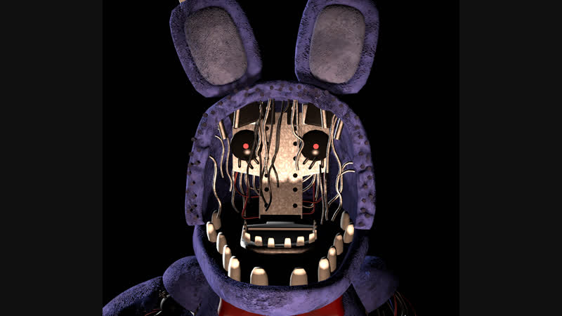 Withered Bonnie Jumpscare