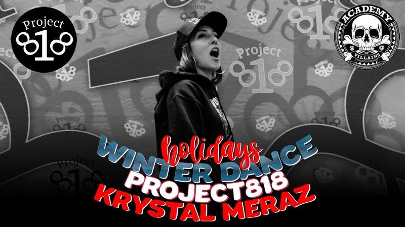 AOV Krystal Meraz ❄ WDH19 ❄ Winter Dance Holidays 2019 ❄ DAY 03 01 ❄