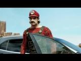 Super Mario Bros Mercedes Benz GLA Commercial MK8 DLC (1)