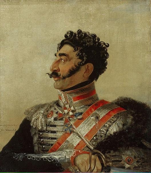 ГУСАРСТВО В РУССКОМ ИСКУССТВЕ Козьма Прутков, сам отставной гусар, как-то сказал: «Хочешь быть красивым, поступи в гусары». И действительно, офицерская форма этого рода войск была самой