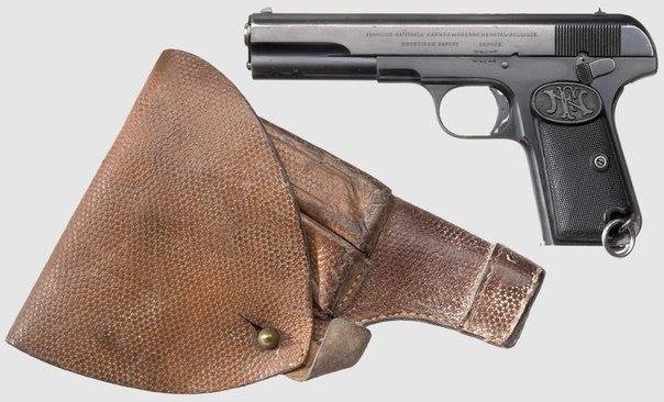Классический вариант пистолета Браунинга обр. 1903 г.