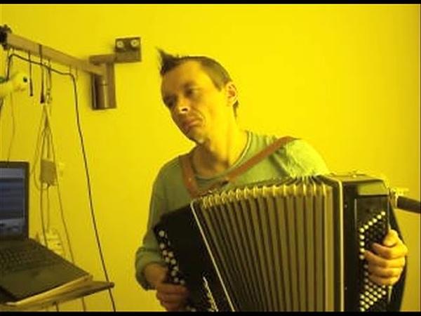 Rodrigo Amarante Tuyo Narcos Theme Song cover accordion