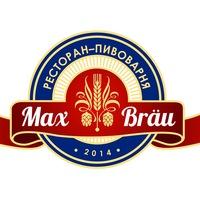Логотип «Макс Брой» ресторан во Владимире