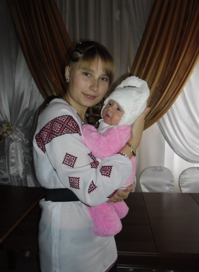 Надя Гулей, 30 сентября 1992, Москва, id216385332