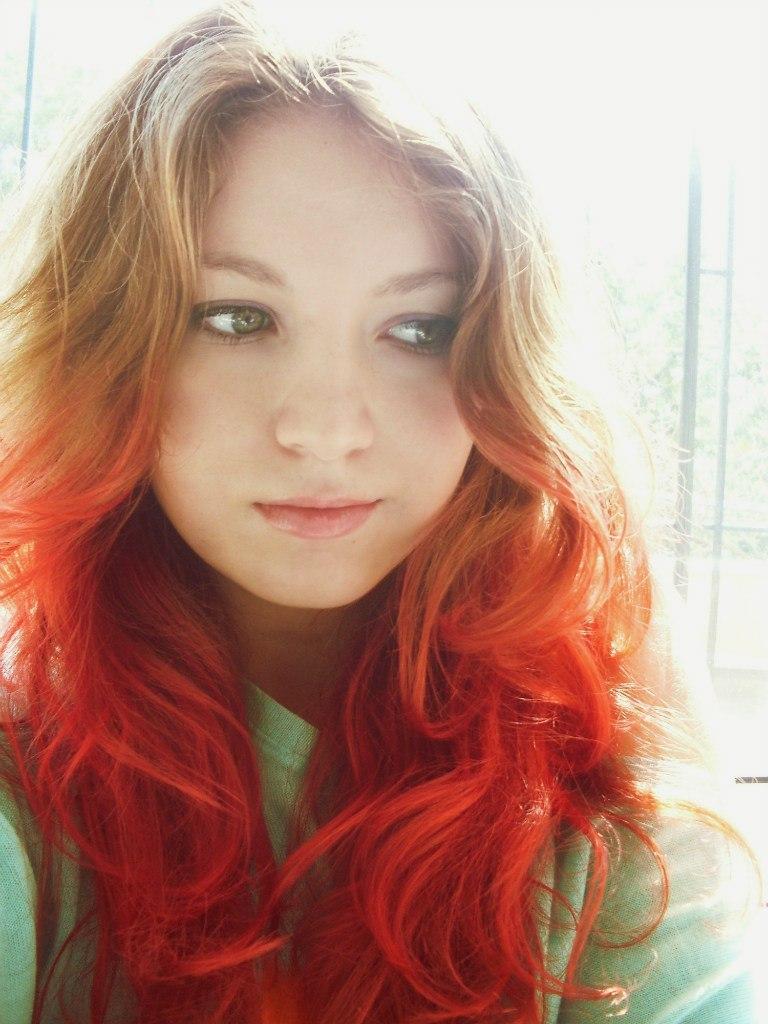 Как покрасить волосы оттеночным шампунем