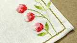 Embroidery Art for Clothes Easy DIYs to do at Home