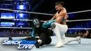 Jeff Hardy vs Andrade Cien Almas SmackDown LIVE Nov 13 2018