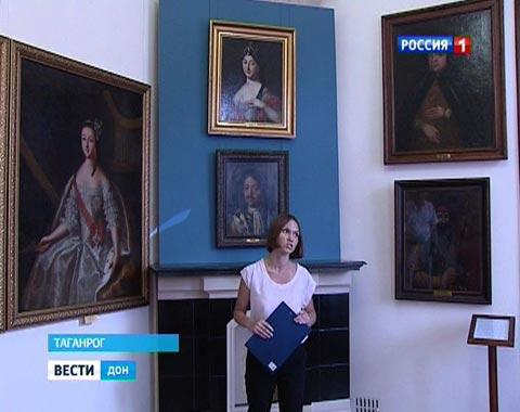 В Таганроге откроется выставка коллекции шедевров Третьяковской галереи