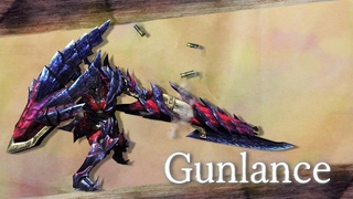 Monster Hunter Generations Ultimate | Gunlance