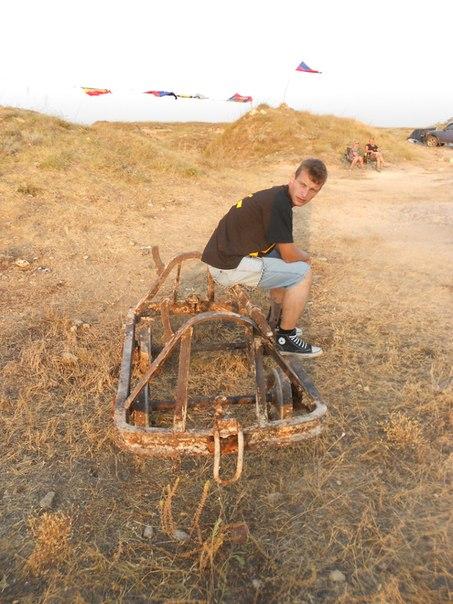 Военно-археологическая экспедиция - Аджимушкай-2013 GOpnMrSCBHI