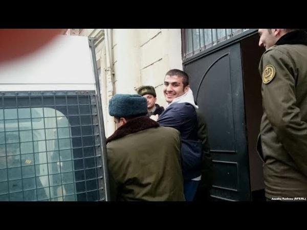 Diqqət Mehman Hüseynov cəzaçəkmə müəssisəsinə geri gaytarıldı.