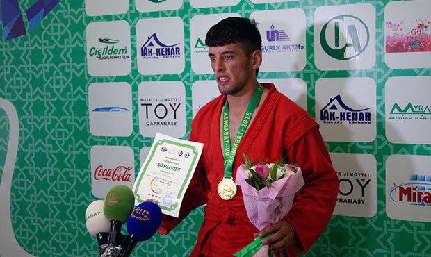 Таджикистан на чемпионате мира по самбо завоевал третью бронзу