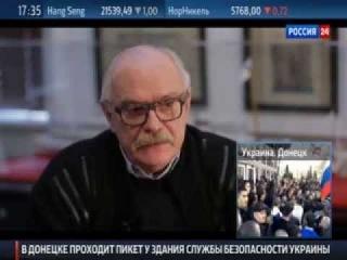 Никита Михалков: независимость от народа - главная ценность олигархов.
