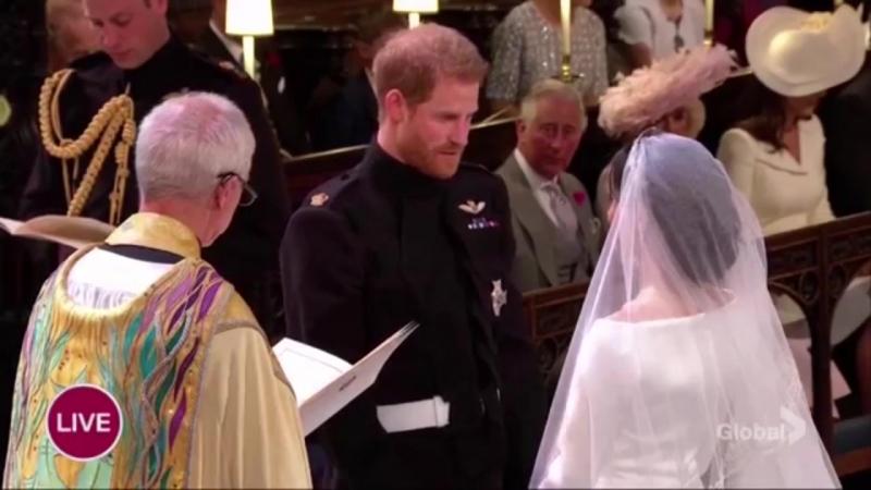 19 мая 2018 года состоялась свадьба принца Гарри и актрисы Меган Маркл. Как это было смотрите в нашем видео