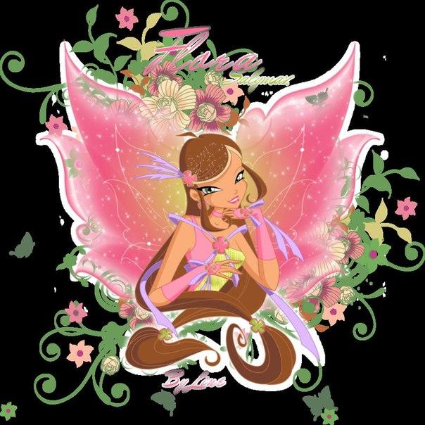 О друзьях на Винкс Ланде +картинки с феями!